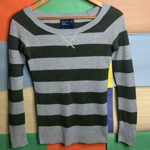 AEO Thermal Sweater size S